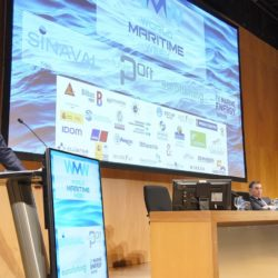 Asistencia al WORLD MARITIME WEEK en Bilbao
